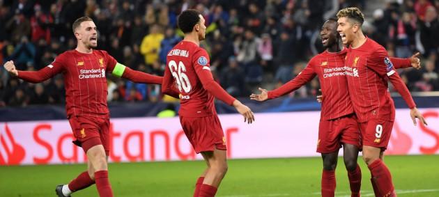 Ливерпуль в невероятном матче обыграл Зальцбург и вышел в плей-офф Лиги чемпионов