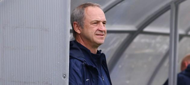 Рябоконь - лучший тренер чемпионата Украины в марте