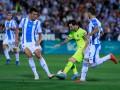 Леганес – Барселона 2:1 видео голов и обзор матча Примеры