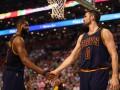 НБА: Кливленд повел в серии с Бостоном