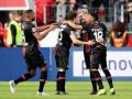 Байер - Айнтрахт 6:1 видео голов и обзор матча чемпионата Германии