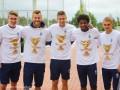 Динамо выпустило специальные футболки для празднования чемпионства