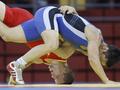 Двое украинских борцов пробились в финал на Чемпионате Европы