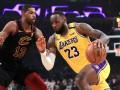 НБА: Лейкерс не оставил шансов Кливленду, Орландо переиграл Сакраменто