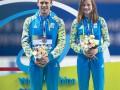 Украинский дует выиграл серебряные медали на этапе Кубка мира по прыжкам в воду