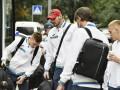 Сборная Украины отправилась в Казахстан на матч квалификации ЧМ-2022