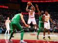 НБА: Атланта уступила Бостону, Детройт оказался слабее Мемфиса