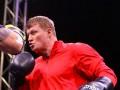 Поветкин: Хотел бы выйти в ринг против Кличко или Джошуа
