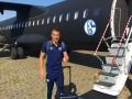 Коноплянка отправился на матч Лиги Европы на крутом самолете Шальке
