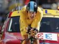 Бредли Уиггинс выиграл первую разделку и укрепил преимущество в общем зачете Тур де Франс-2012