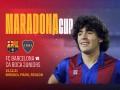 Барселона и Бока Хуниорс почтят память Марадоны товарищеским матчем