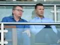 Шеченко посетил матч Шахтера в Дубае