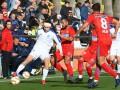 Динамо сыграло в результативную ничью в контрольном матче со Стяуа
