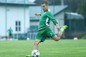 Официально: Украинский защитник Лебеденко стал игроком испанского Луго