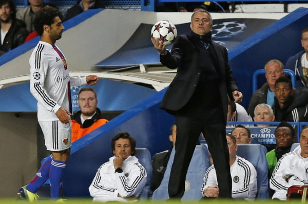 Жозе Моуринью имеет свои тренерские особенности