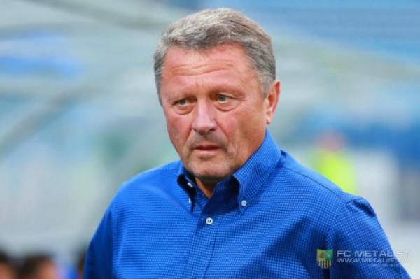 Маркевич может стать главным тренером Днепра