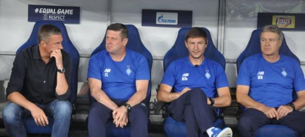 Сегодня Динамо и Ворскла сыграют в Лиге Европы