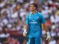 Лунин попал в заявку Реала на матч с Зальцбургом