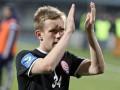 Игрок Зари в третий раз подряд признан лучшим молодым украинским футболистом