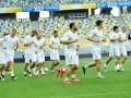 Украина - Люксембург: Команды определились с комплектами форм на матч