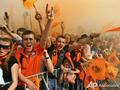 Шахтер привез Кубок УЕФА в Украину