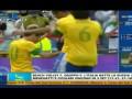 Бразилия одерживает волевую победу над Беларусью