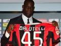 Балотелли в дебютном матче приносит победу Милану