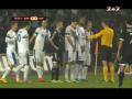 Карабах - Днепр - 1:2. Видео голов и обзор матча Лиги Европы