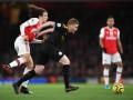 Арсенал - Манчестер Сити 0:3 видео голов и обзор матча АПЛ