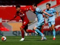Ливерпуль потерял очки в матче против Бернли