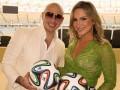 Официальный гимн ЧМ-2014 исполнят Дженнифер Лопес и рэппер Pitbull