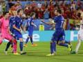 Евро-2016: Хорватия вырывает первое место в группе у Испании