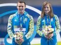 Украинцы Колодий и Лыскун - чемпионы Европы в прыжках в воду