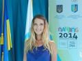 Усик вместе с олимпийцами поздравил Ольгу Харлан со свадьбой (видео)