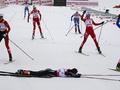 Накануне Олимпиады. Лыжные гонки