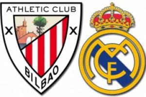Атлетик Бильбао - Реал Мадрид - онлайн трансляция матча чемпионата Испании
