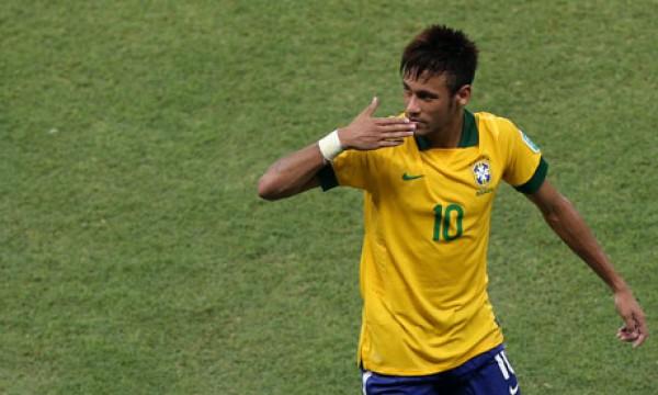 Неймар своими голами вывел Бразилию в полуфинал Кубка Конфедераций