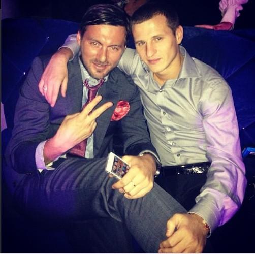 Милевский и Алиев