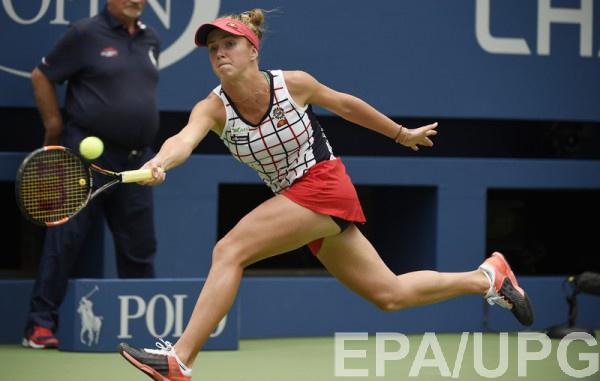 Элина Свитолина на прошлогоднем US Open