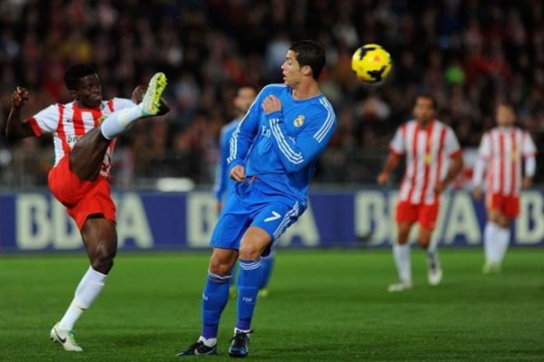 Роналду получил травму в последнем матче за Реал