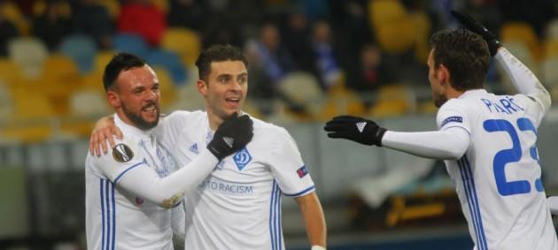 Лига Европы: Динамо узнало соперника в 1/16 финала