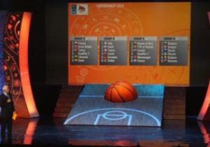 В четверг стартует продажа билетов на Евробаскет-2011