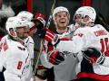 НХЛ: Вашингтон вырвал победу у Каролины, победы Эдмонтона и Калгари