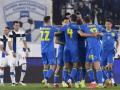Сборная Украины одержала победу над Финляндией