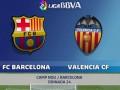 Барселона - Валенсия - 2-3, текстовая трансляция