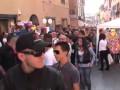 Фанаты Дженоа устроили похороны Сампдории, вылетевшей в Серию В