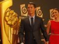 Человек-звезда: Как Роналду с Ириной Шейк на красной дорожке  позировал
