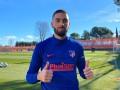 Атлетико вернул полузащитника из Китая