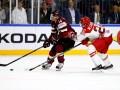 Латвия - Дания 3:0 Видео шайб и обзор матча ЧМ по хоккею