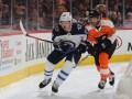 НХЛ: Виннипег уступил Филадельфии, Нью-Джерси сильнее Питтсбурга